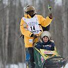 #8 Ceremonial Iditarod Start ~ Newton Marshall by akaurora