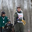 #6 Ceremonial Iditarod Start ~ Jeff King by akaurora