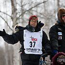 #5 Ceremonial Iditarod Start ~ Martin Buser by akaurora