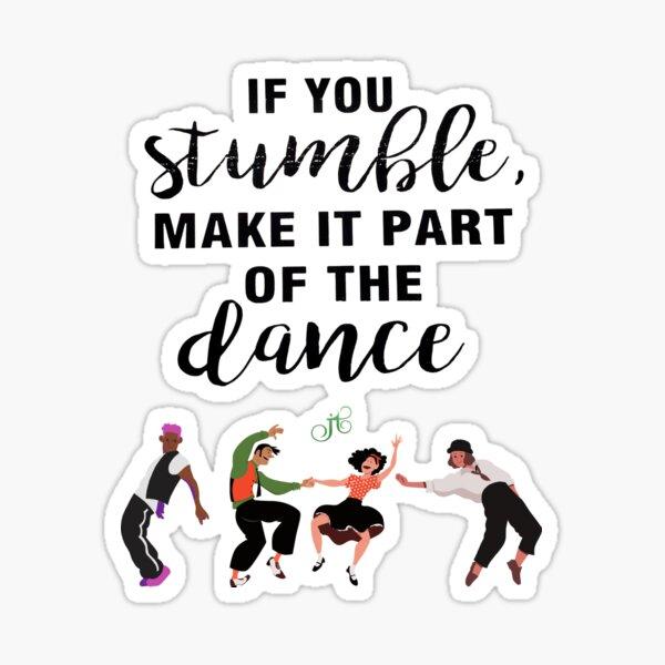 Art of Dance Sticker