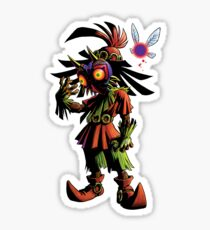 Skull kid Sticker