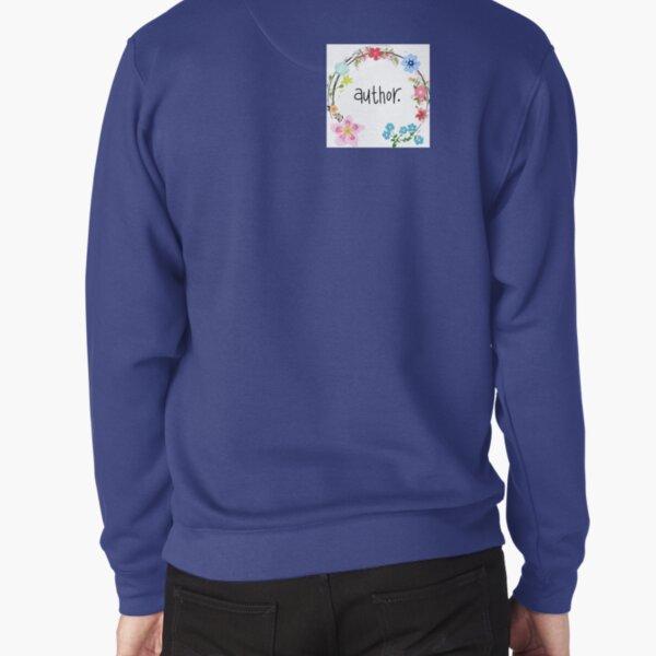 Author. Pullover Sweatshirt