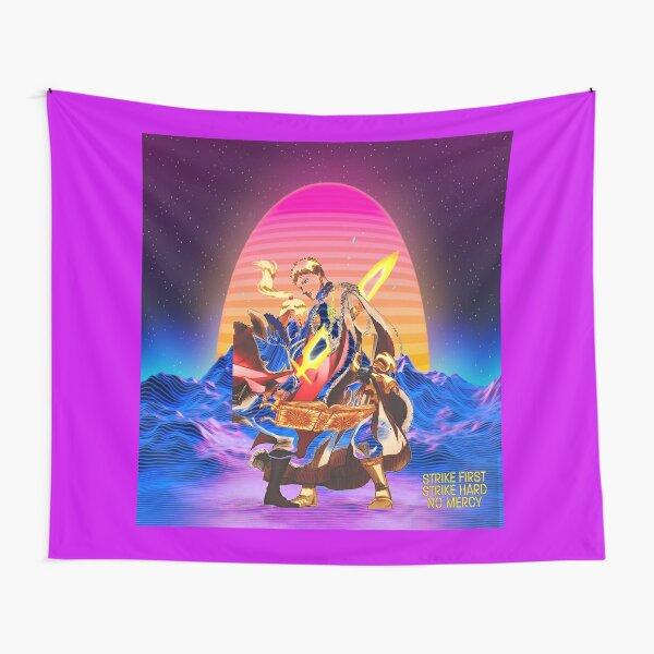 Julius Novachrono Tapestries Redbubble Julius aparece en la obra como el rey mago del reino clover, líder de los caballeros mágicos y segundo al mando debajo del rey. julius novachrono tapestries redbubble