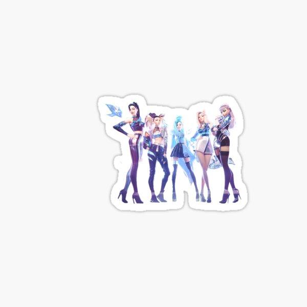 KDA - More - Stickers Sticker