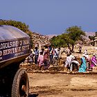 Archeological dig by indiafrank