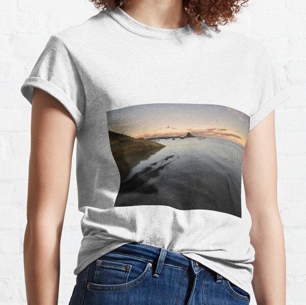 Holy Island Of Lindisfarne Classic T-Shirt