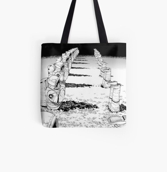 Darkness Devil Astronauts Chainsaw Man LIMITED TIME ONLY All Over Print Tote Bag