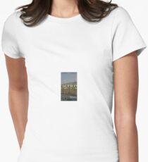 Below Freezing Women's Fitted T-Shirt