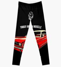 American Muscle Leggings