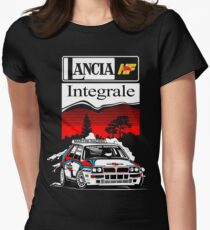 Integrale..!! Women's Fitted T-Shirt