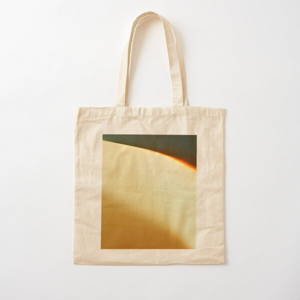 The Edge of Glow Cotton Tote Bag