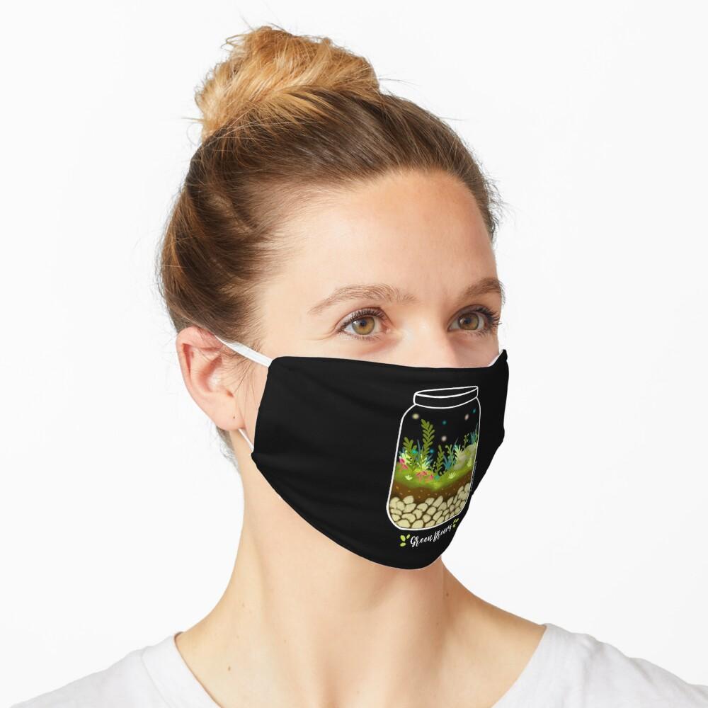 Green Dreams Mask