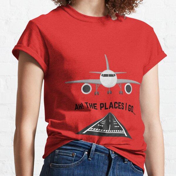 Pilote Homme T-shirt à manches longues définition Cadeau avion hélicoptère voler Flying travail