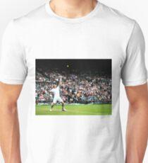 Andy Murray @ Wimbledon Unisex T-Shirt