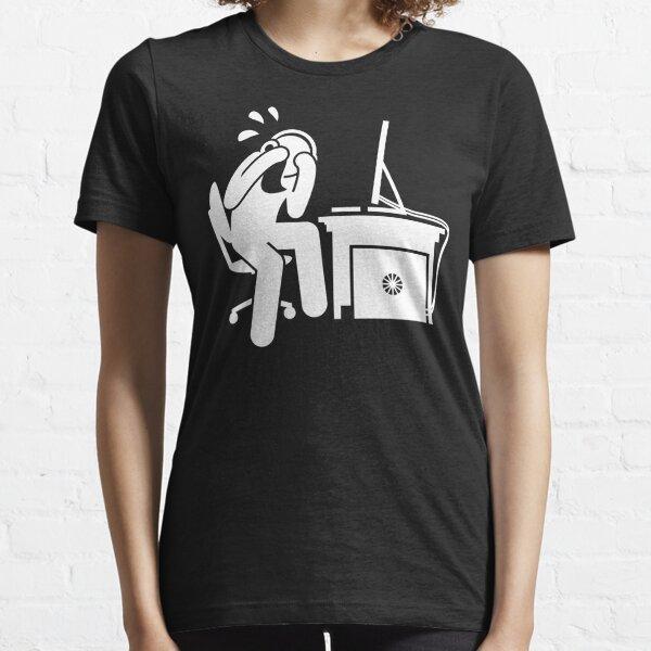 typical gamer headache Essential T-Shirt