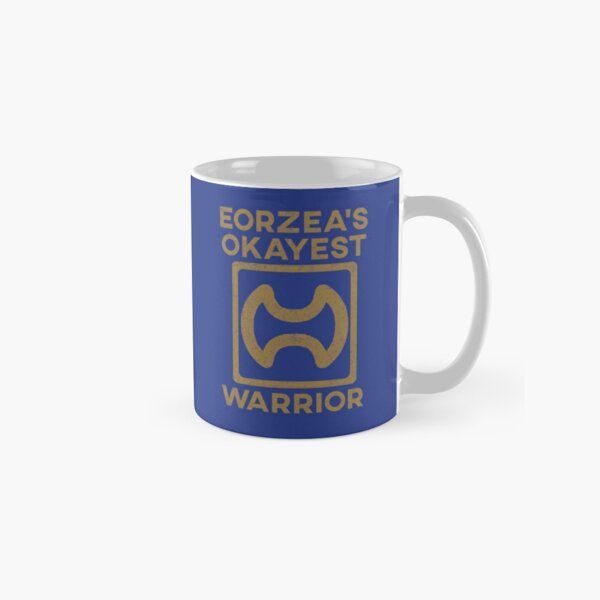 Eorzeas Okayest WAR - XIV Classic Mug