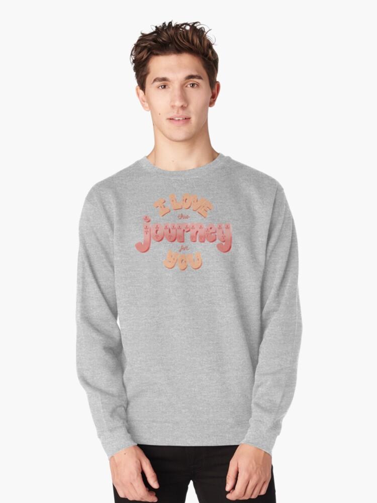 Alexis Rose Unisex Crewneck Sweatshirt Love That Journey for Me