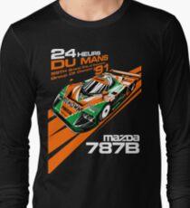 Camiseta de manga larga DU Mans Mazda 787B