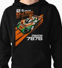 DU Mans Mazda 787B Pullover Hoodie