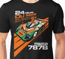 DU Mans Mazda 787B Unisex T-Shirt