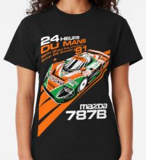 DU Mans Mazda 787B Classic T-Shirt