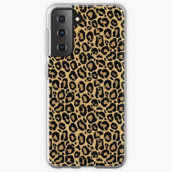 Leopard Samsung Galaxy Soft Case