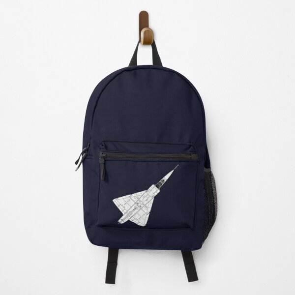 Mirage F 5 Fighter Aircraft Backpack