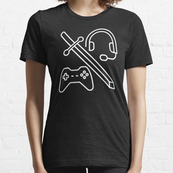 typical gamer gear Essential T-Shirt
