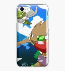 Pokeball Z iPhone Case/Skin