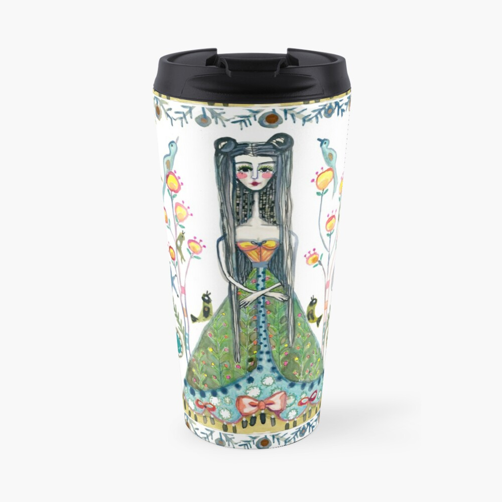 Queen Mary of Scots  Travel Mug
