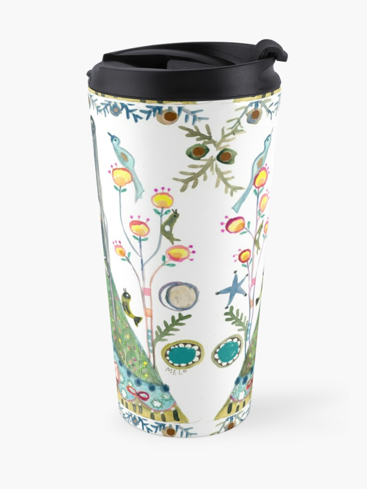 Alternate view of Queen Mary of Scots  Travel Mug