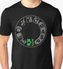Digital SLR Camera Dial T-Shirt