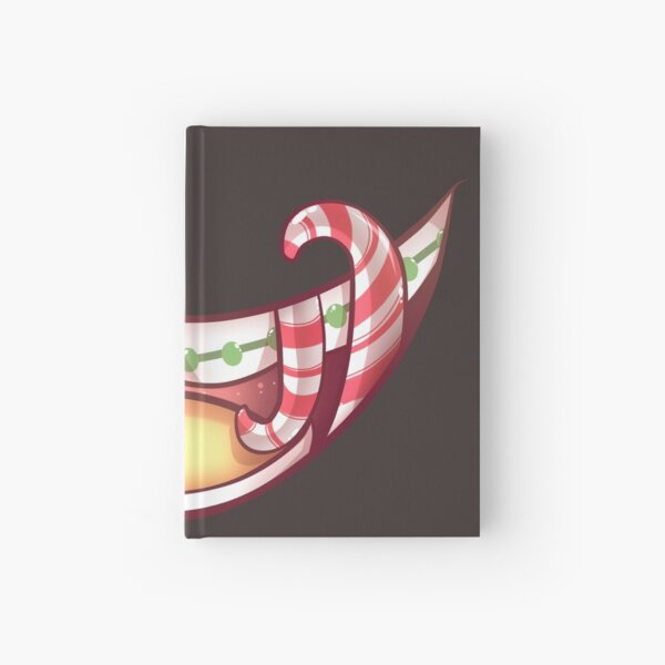 Candy Cane Smile #2 Hardcover Journal