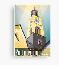 Portmeirion, North Wales Canvas Print