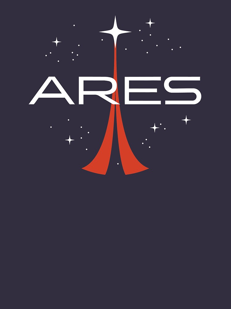 TShirtGifter presents: ARES Missions - The Martian | Unisex T-Shirt