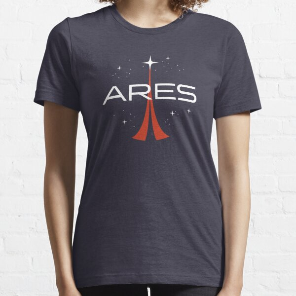 ARES Missions - The Martian Essential T-Shirt