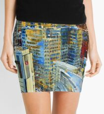 The Museum of Arts and Design Mini Skirt