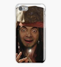 Captain Bean iPhone Case/Skin