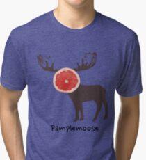 Pamplemoose Tri-blend T-Shirt