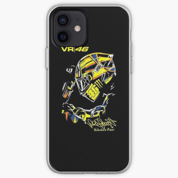 vr 46 balapanterus Coque souple iPhone