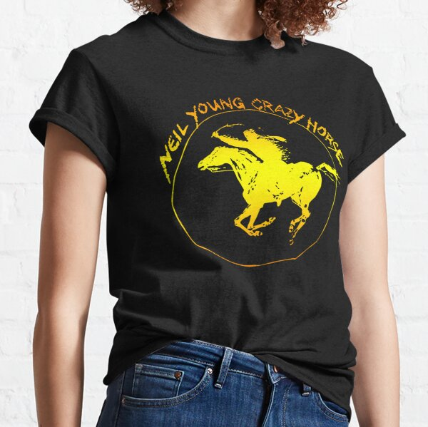 Neil-Young-Crazy-Horse Classic T-Shirt