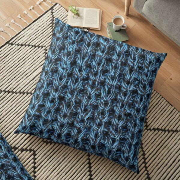 Wool Floor Pillow