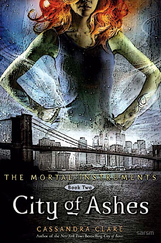 City of Ashes by sarsm