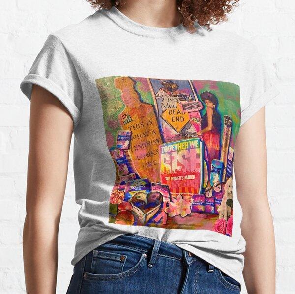 female supremacy Classic T-Shirt