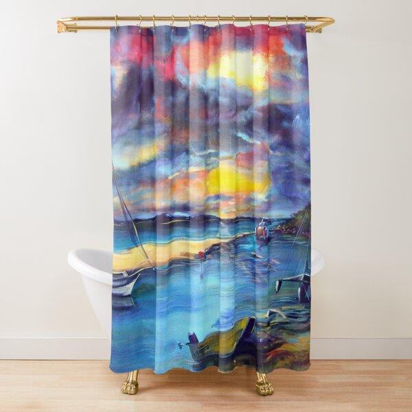 engagement 1770 Shower Curtain