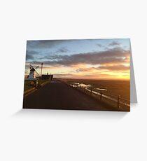 Lytham Windmill Greeting Card