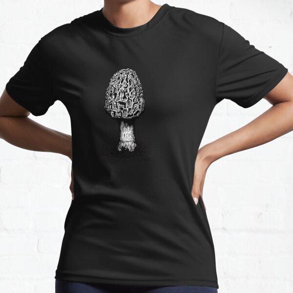The Mystical Morel Active T-Shirt