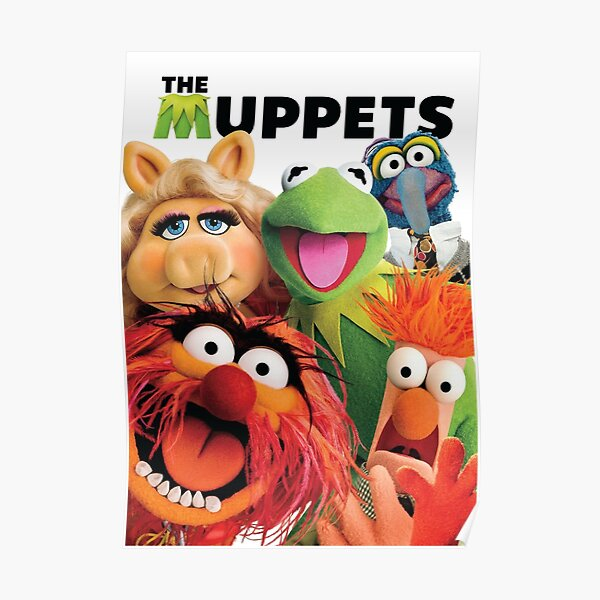 Muppets Poster