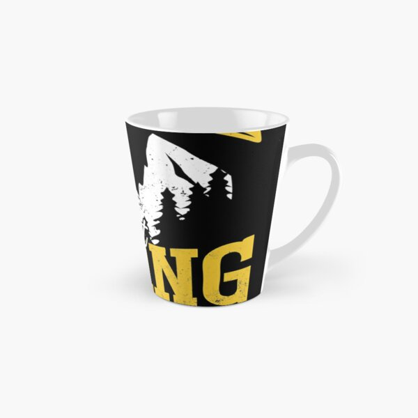Education Is Important But Hiking Is Importanter Tall Mug
