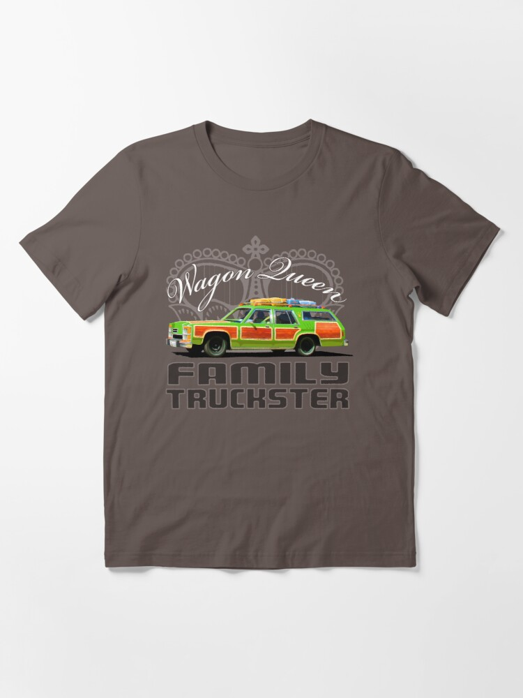 Alternate view of Wagon Queen Family Truckster Essential T-Shirt